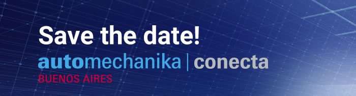 Save the date! Automechanika Buenos Aires Conecta