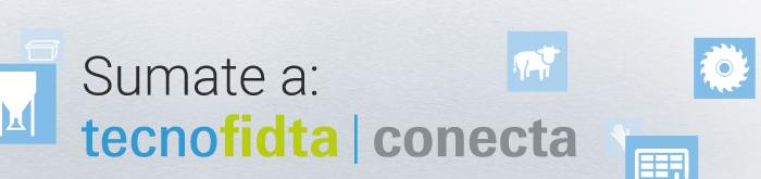 ¡Sumate a Tecno Fidta Conecta!